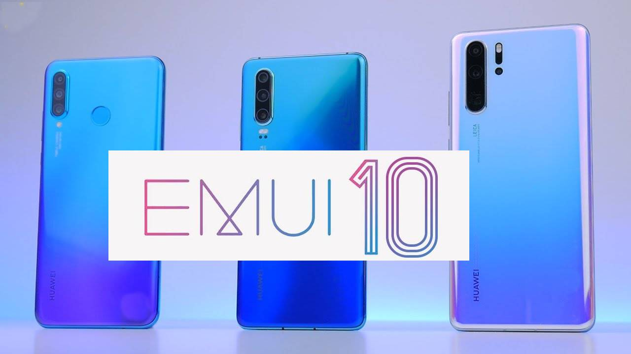 EMUI 10 release date, features, eligible devices and rumors