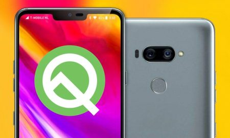 How to install Android Q beta on LG G8 ThinQ