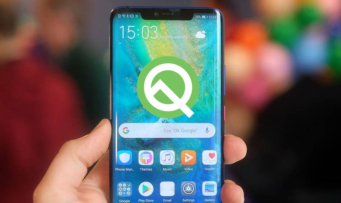 #AndroidQ, How to install the Android Q beta on Huawei Mate 20 Pro ,HuaweiMate 20 pro Android Q