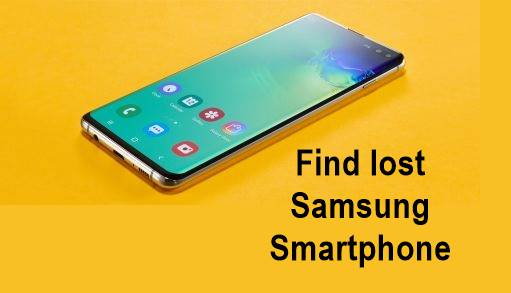How to find lost Samsung Smartphone