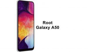 Root Samsung Galaxy A50